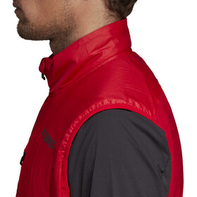 adidas TERREX Agravic Vest Men Red